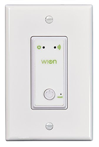 Wion Indoor Wifi Light Switch Wireless Inwall Switch Programmable Timer 50052 Find Out More About The Great Pro Wifi Wall Switch Wireless Switch Light Switch