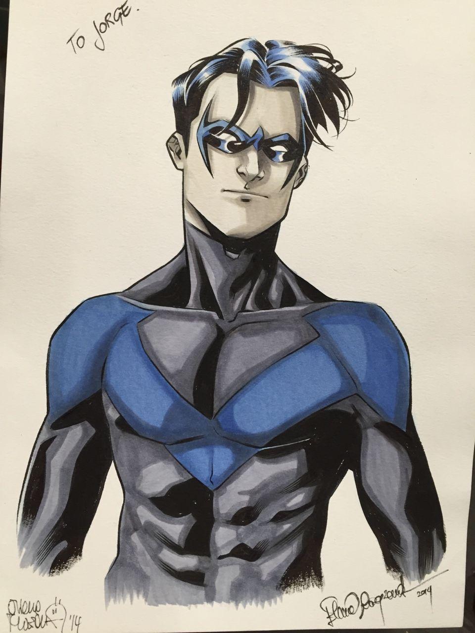 Nightwing, Dick Grayson