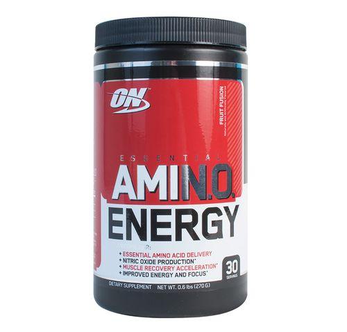 Optimum Nutrition Essential Amino Energy 30 Servings (Fruit Fusion) Spaghetti squash nutrition