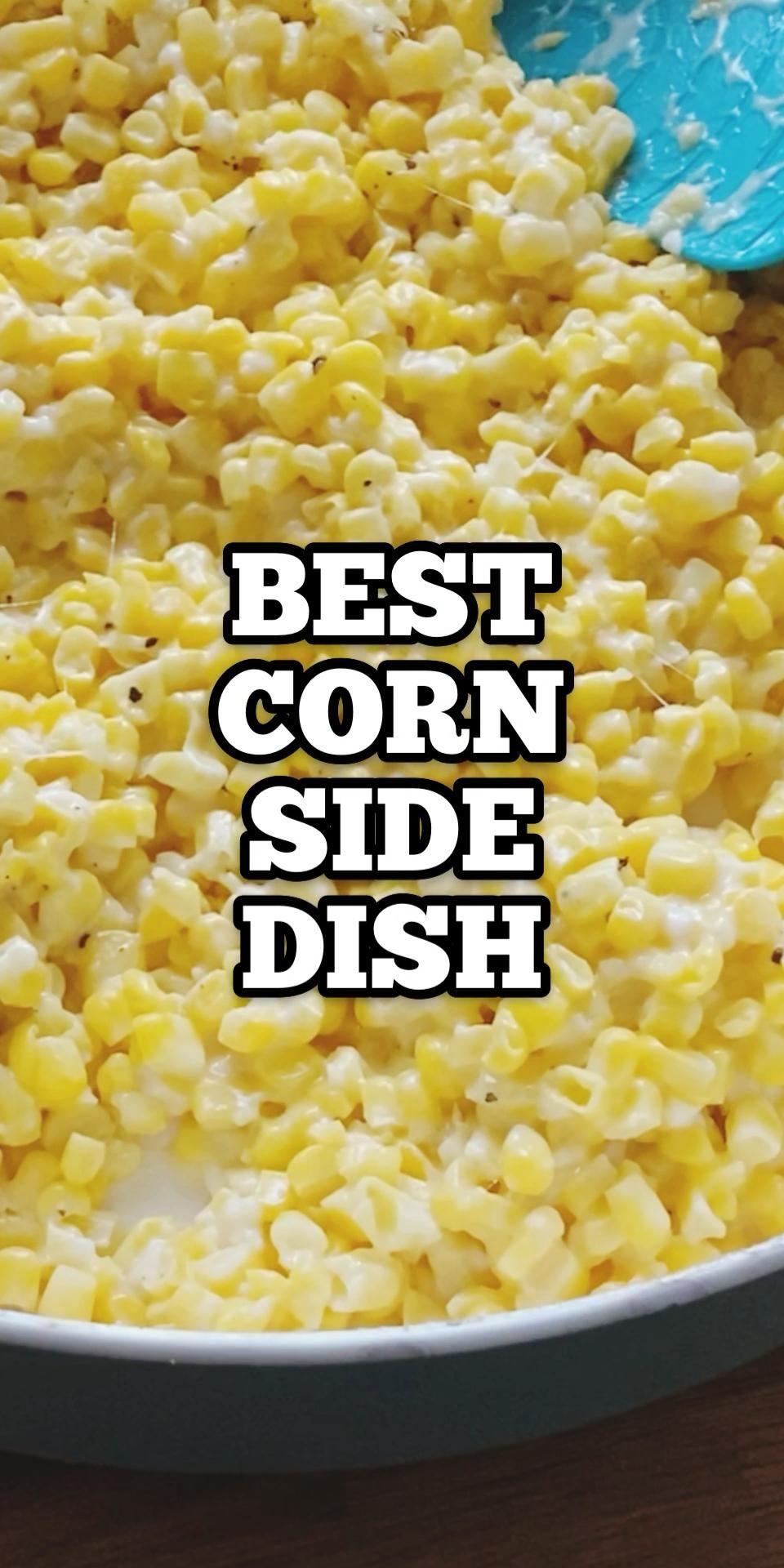 Easy Corn Side Dish