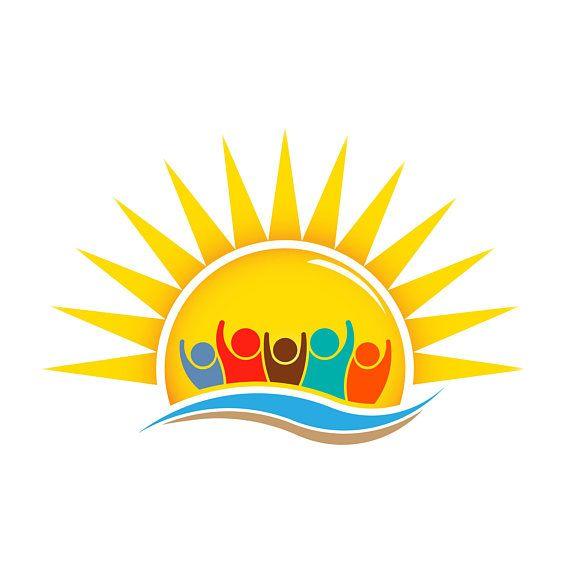 Business Logo To Print Or Web Children Logo Summer Children