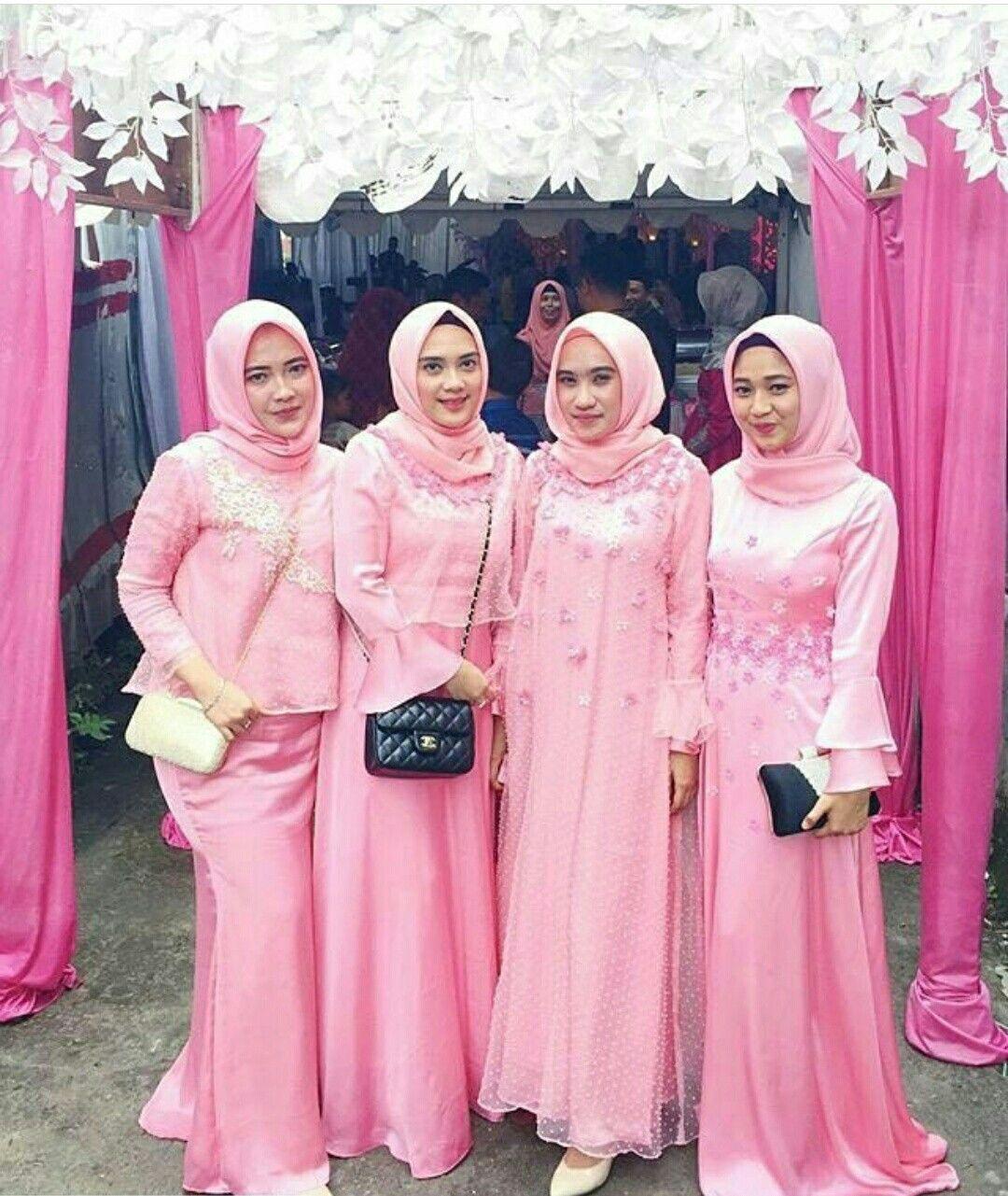 Baju Hamil Pesta Baju Hamil Pesta Kebaya Kebaya Dress Hijab