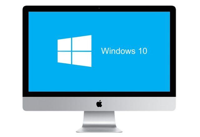 Apple Boot Camp Windows 10 Drivers Now Available Apple Windows 10 Apple Mac
