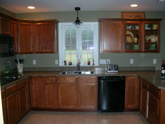 Kitchen Windows Above Sink | The Outdoor Kitchen Sink Can Be Placed  Conveniently Near The