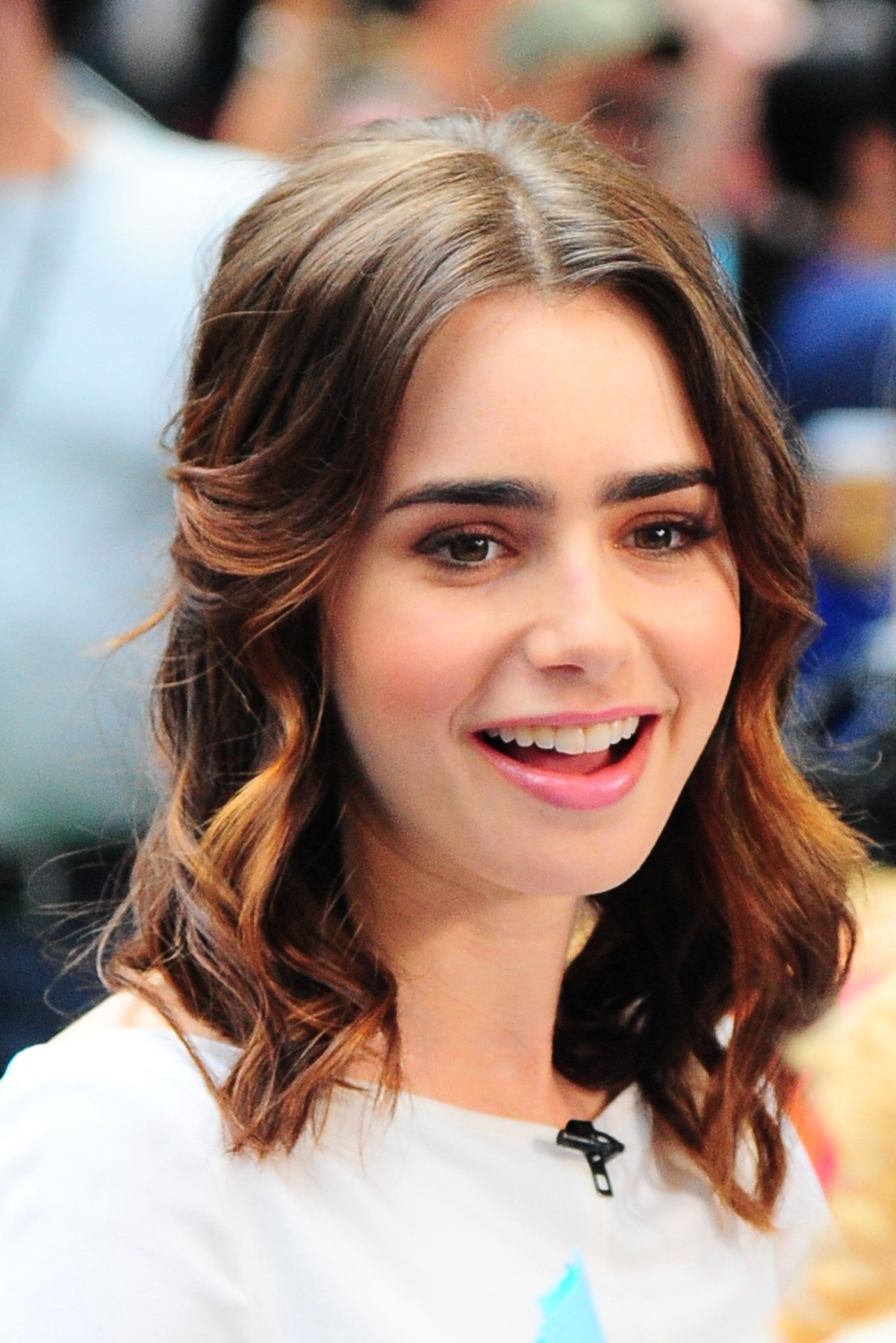 Host on swagirl love pinterest lily collins