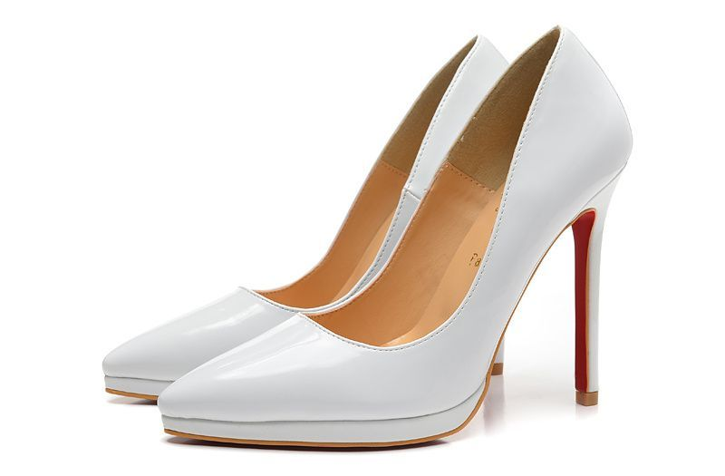 8ebbc9fa0e2 Christian Louboutin Pigalle Plato 120mm Patent Leather Pointed Toe ...