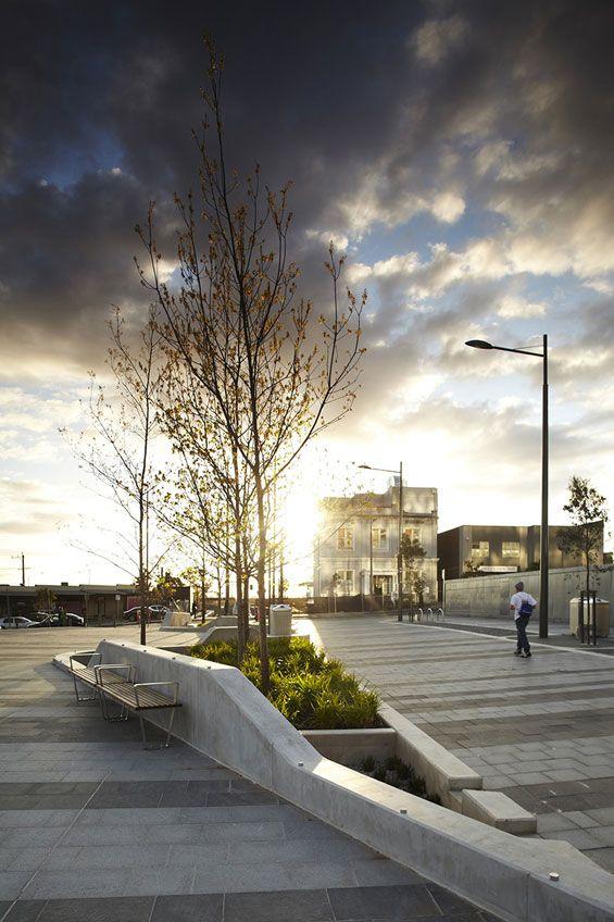 City Street   Dandenong Australia   ASPECT Studios is part of Urban landscape design - City Street   Dandenong Australia   ASPECT Studios