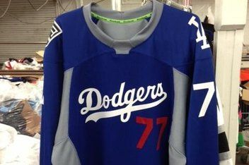 Dodgers Pride night on Thursday at
