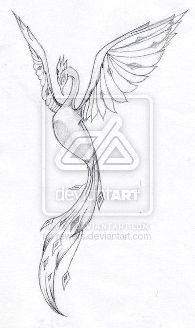 Image detail for -Leah S Phoenix Tattoo By Rewers On Deviantart - Free Download Tattoo ...
