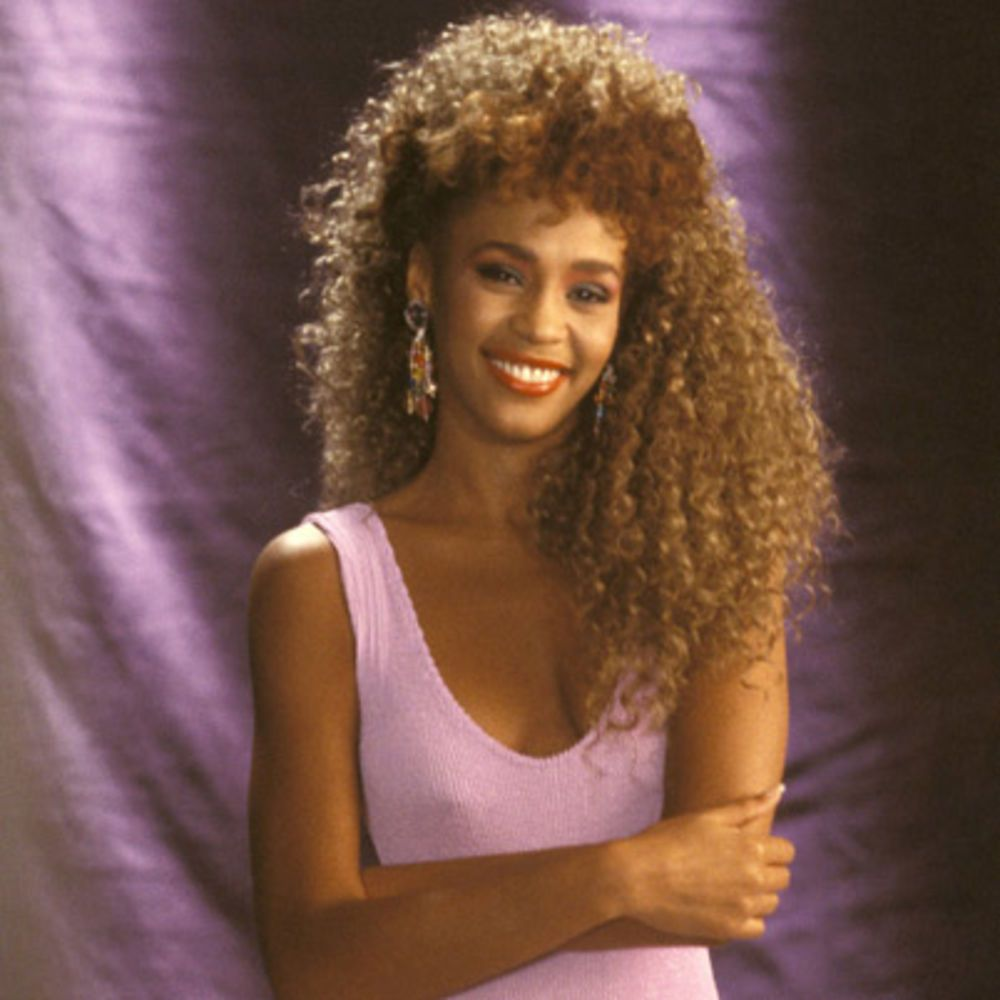 Whitney Houston Hairstyles Whitney Houston Biography Film Actress Singer Biographycom