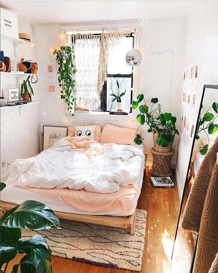 50 Rustic Boho Bedroom Decor Ideas For Small Apartment Page 36