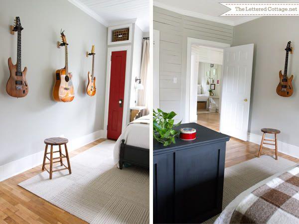 Home Office - Guest Bedroom Reveal | Guest bedroom office ...