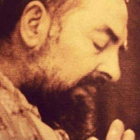 São Padre Pio de Pietrelcina.  Onde não há obediência, não há virtude.  (Reflexão - São Padre Pio de Pietrelcina).