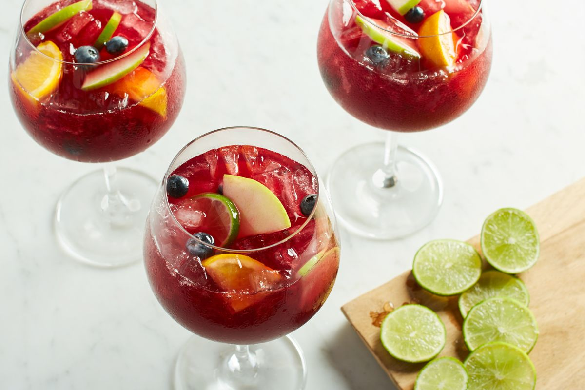Red Berry Sangria California Pizza Kitchen Sangria Recipe California Pizza California Pizza Kitchen