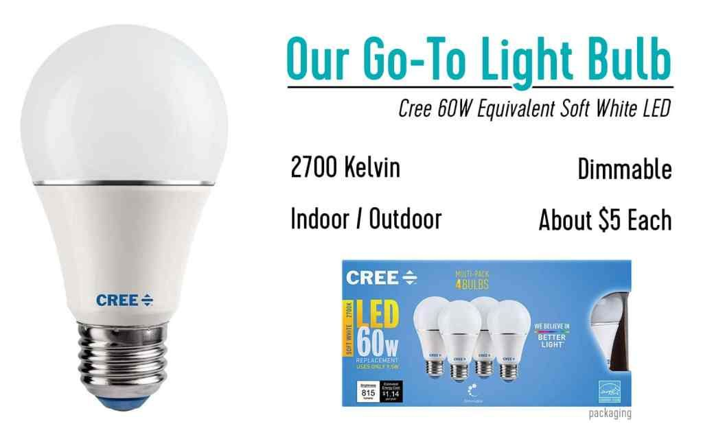 The Best Led Light Bulbs We Ve Found For The Entire House Led Light Bulbs Led Lights Light Bulb