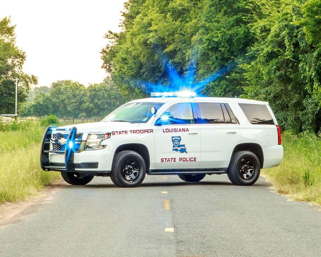 Louisiana State Police Chevy Tahoe Police Cars Police Truck