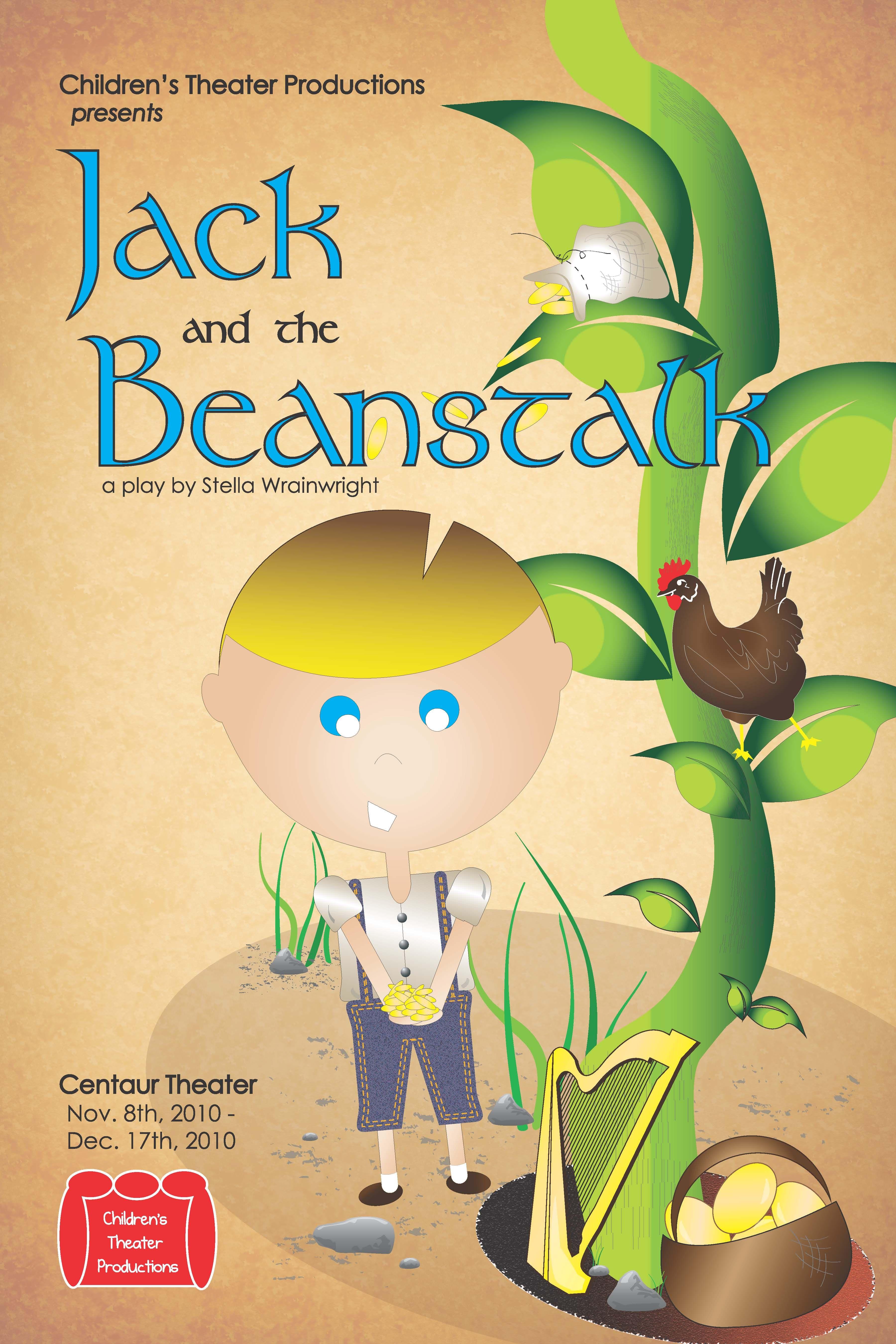 Jack and the Beanstalk. Centaur Theater. 2010 Kids