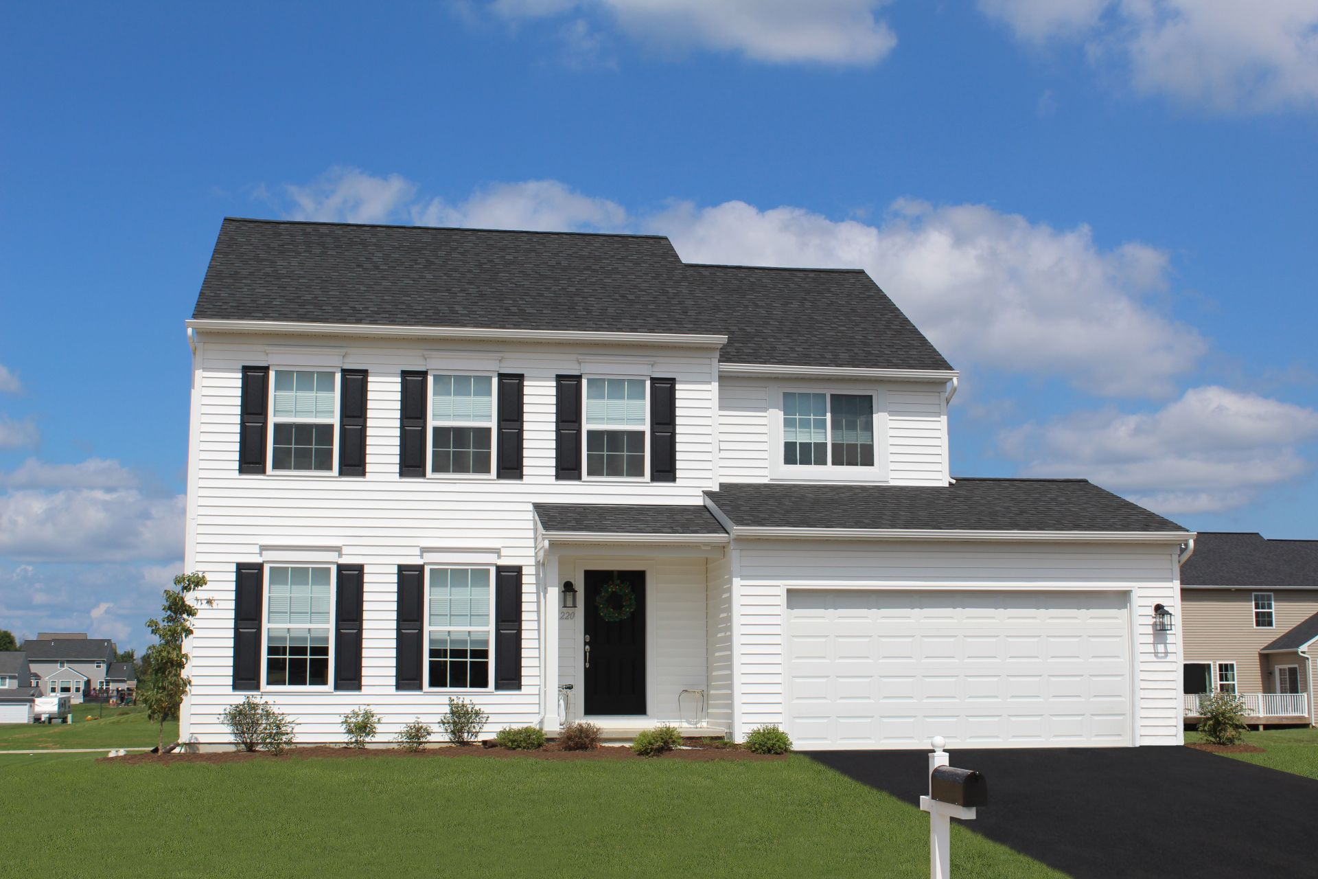Your Modern Farmhouse Dream Home Can Be Affordable Too Let Us Show You How New Homes For Sale State College Pa Ne New Home Builders Home Builders New Homes