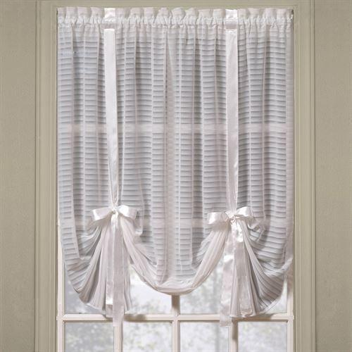 Nimbus Stripe Tie Up Shade Tie Up Shades Tie Up Curtains Curtains