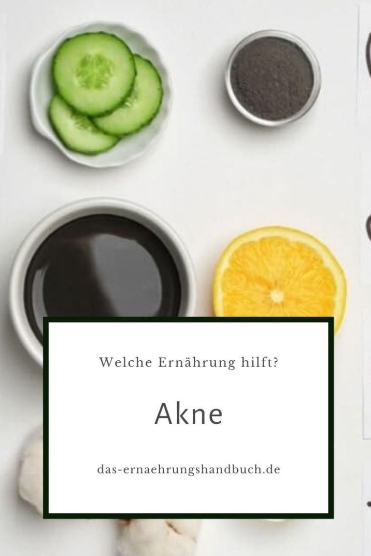 Welche Ernährung hilft gegen Akne? - Dass eine gesunde Ernährung auch ein gesundes Hautbild fördert, ist ein alter Hut. Aber hilft sie auch gegen hartnäckige Akne? Wir haben uns informiert!  #Akne, #Ernährung, #Krankheiten