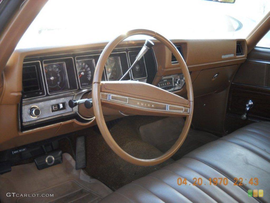 1972 Buick Skylark Dashboard