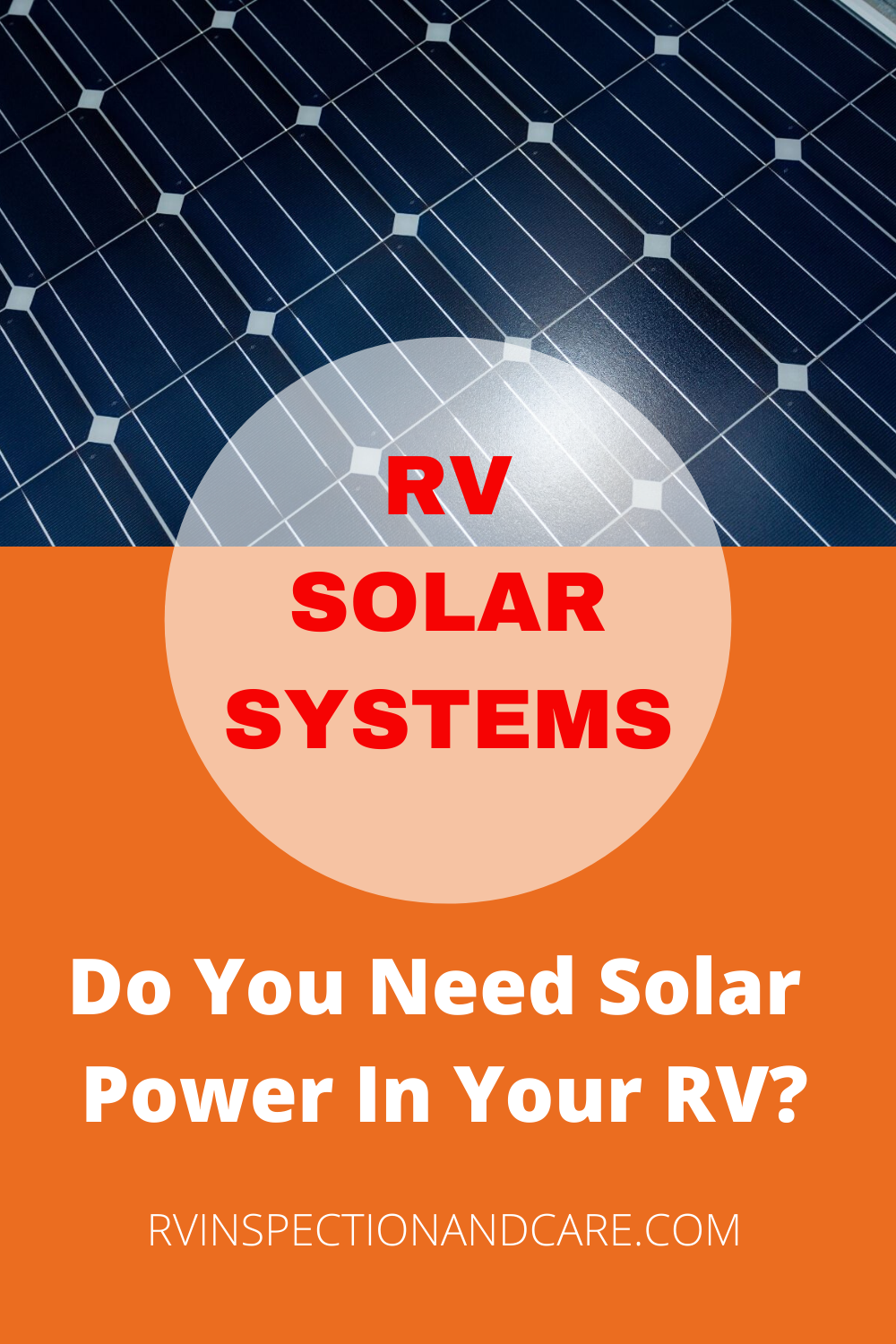 Rv Solar Systems What You Need To Know In 2020 Rv Solar System Rv Solar Rv Solar Power
