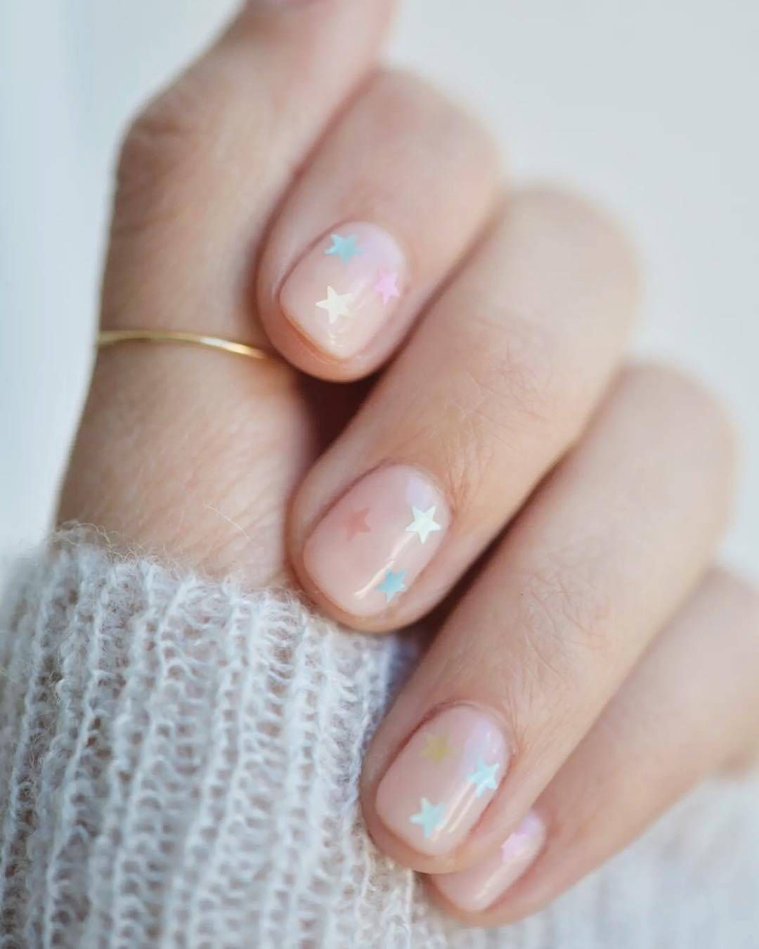 How do you plan to do your nails for the holidays ? Photo by ...