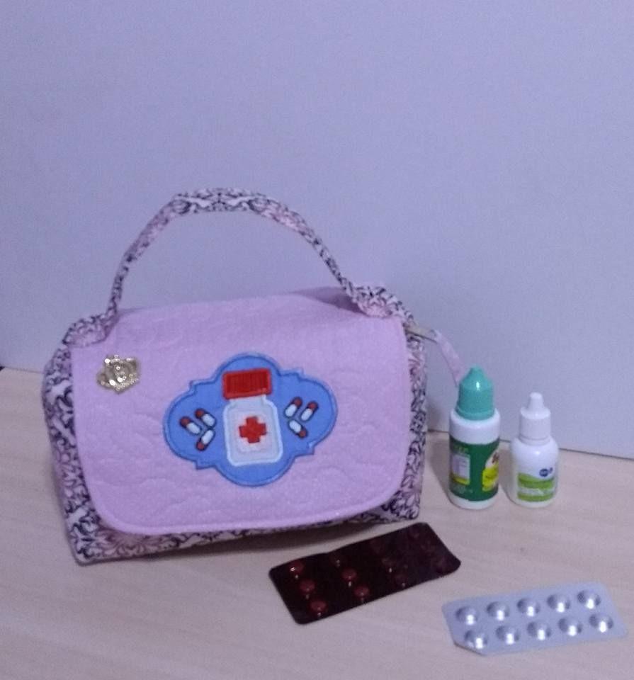 Bolsa farmacinha