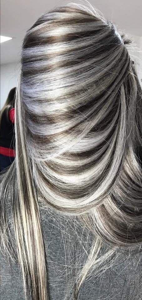 Mechas P Kreen Mechas P Kreen En 2019 Dyed Hair Hair