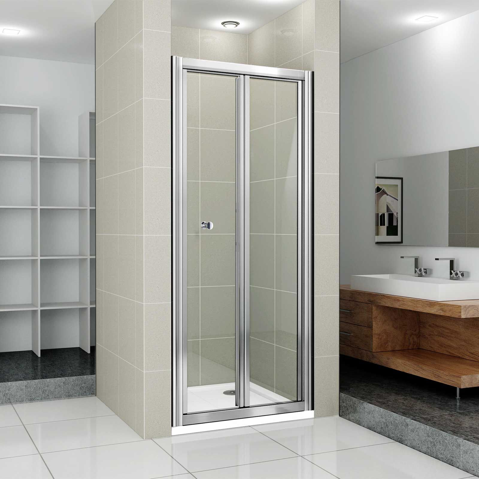 Bi Fold Shower Door Door Stair Design Bathroom Design Small Modern Bifold Shower Door Shower Doors