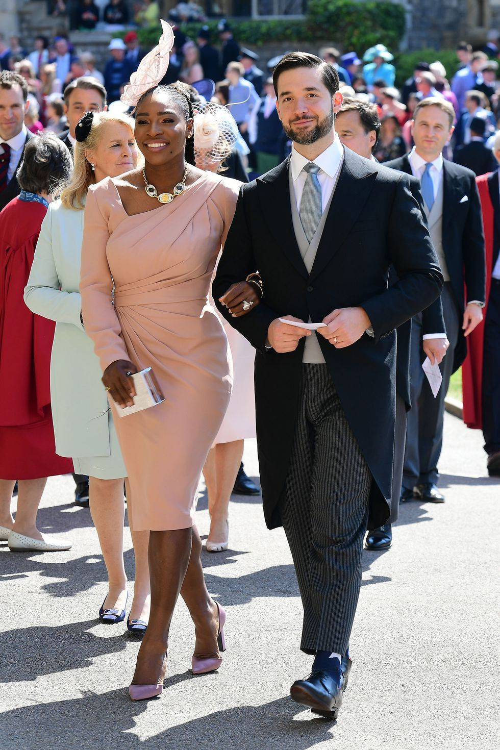 The Best Dressed Guests At The Royal Wedding Royal Wedding Guests Outfits Harry And Meghan Wedding Royal Wedding
