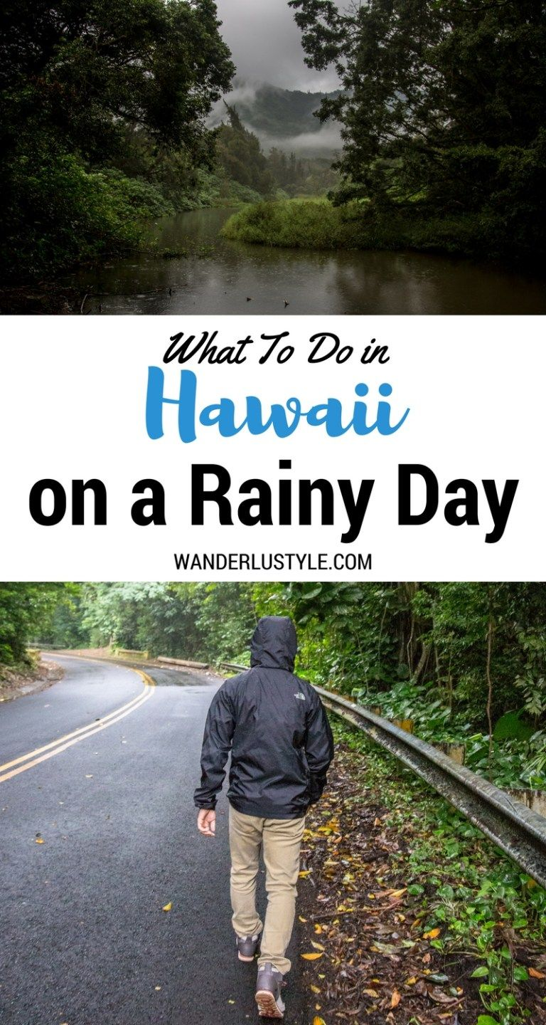 WHAT TO DO IN OAHU, HAWAII ON A RAINY DAY Hawaii