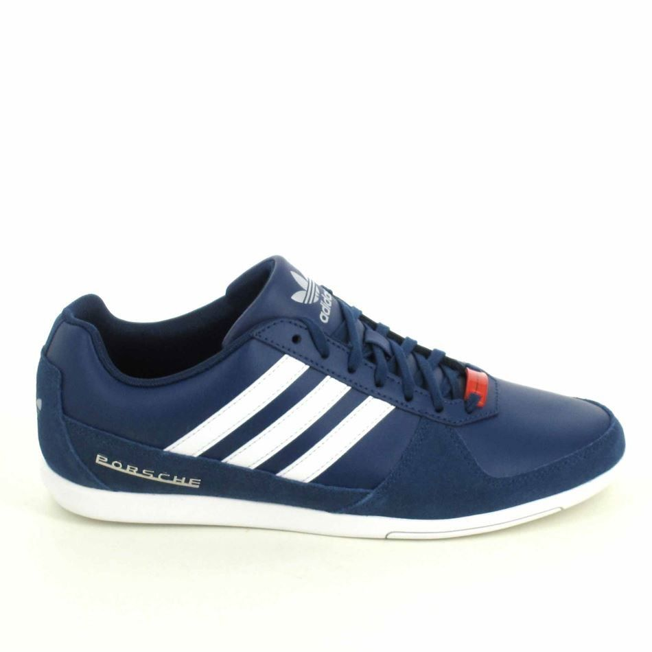 pick up official supplier sale uk ADIDAS Porsche 360 1.0 Bleu Argent | Adidas | Basket sport ...