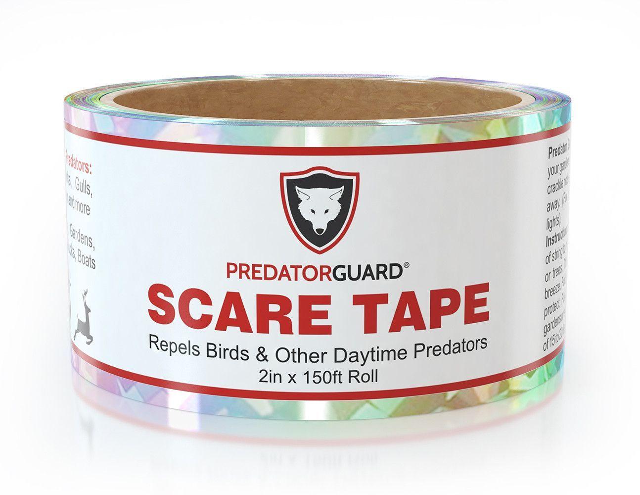 Reflective Scare Tape Bird repellents, Pest control