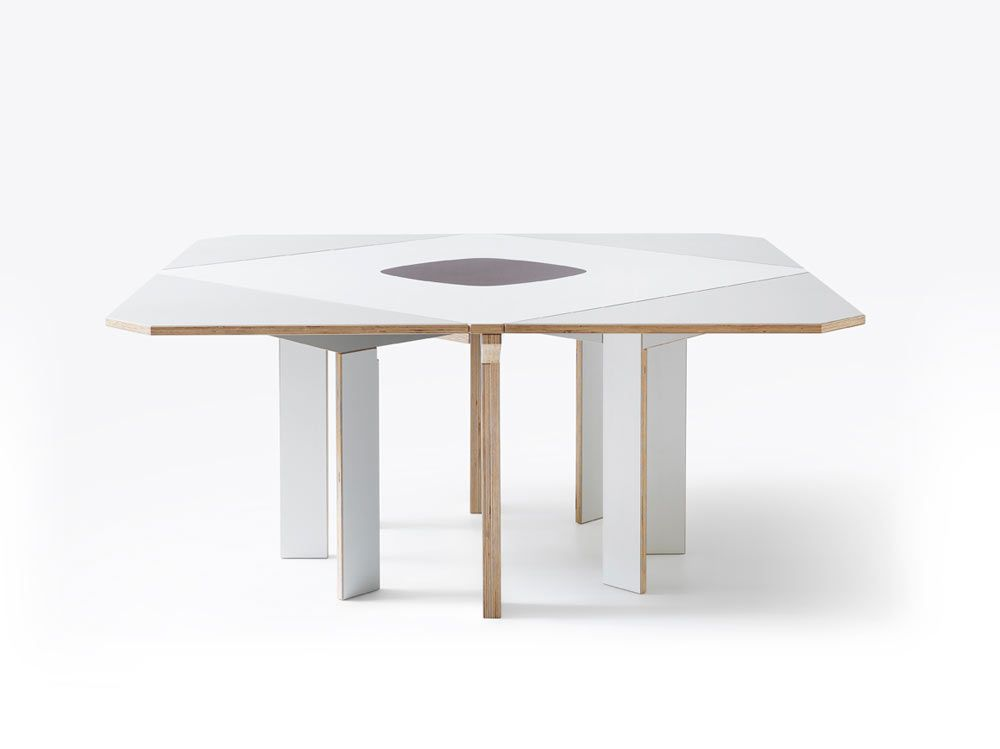 Gironde Extendible Table Mediodesign 1 With Images Table