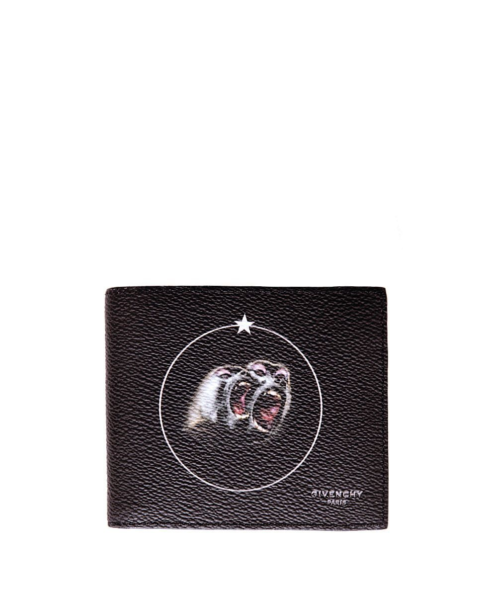 085245949715 GIVENCHY MONKEY BROTHERS BI FOLD WALLET. #givenchy # | Givenchy Men ...