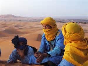 Touareg désert