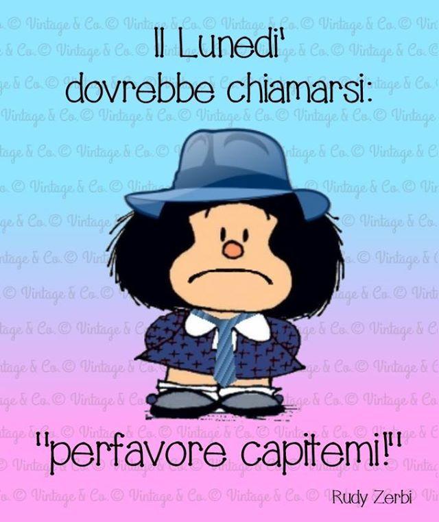 Pin di manuela porzi su mafalda funny quotes italian for Vignette buongiorno divertenti