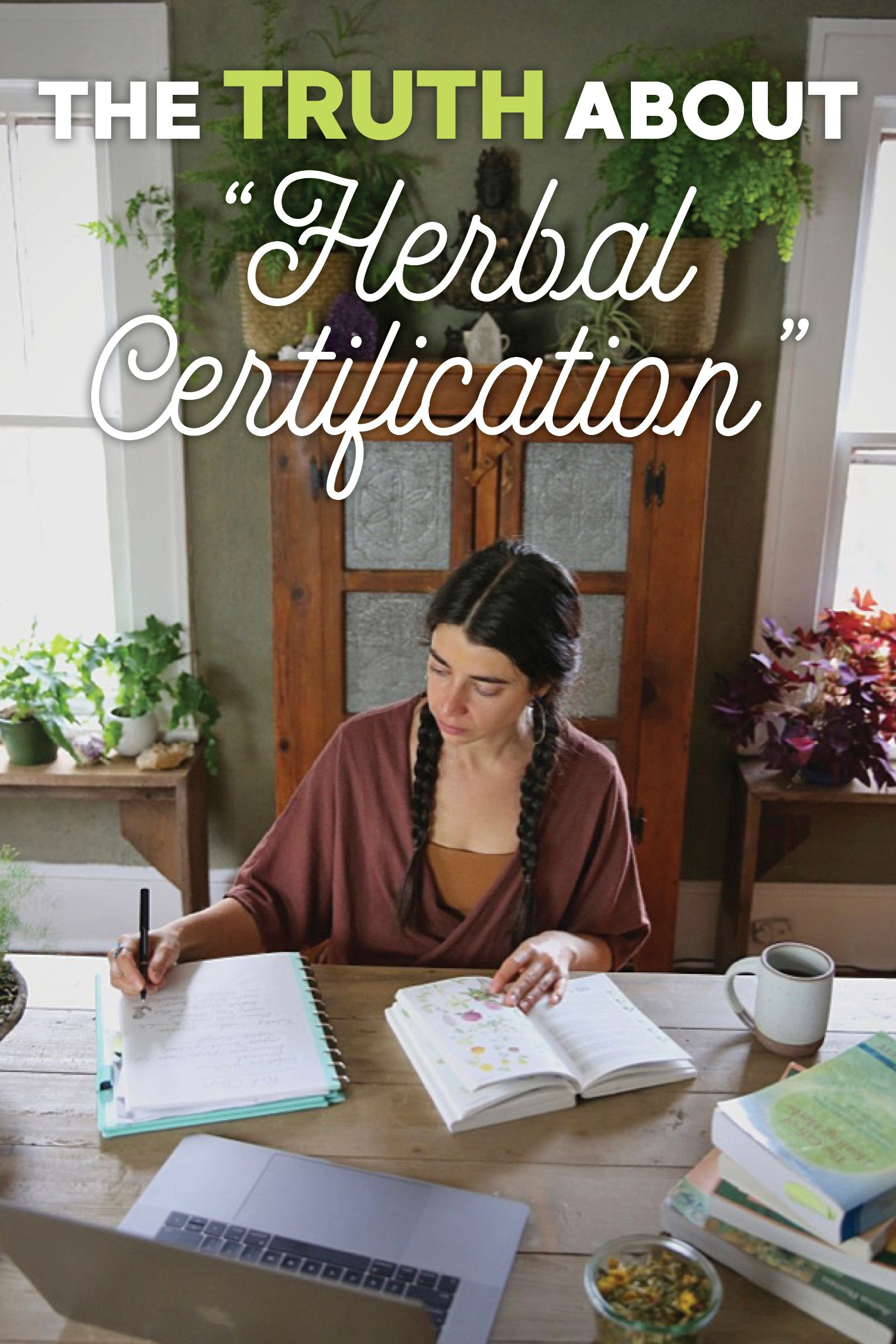 The Truth About Herbal Certification | Blog Castanea