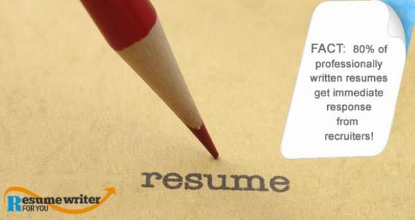 Importance of professionally written #resume #career #jobs