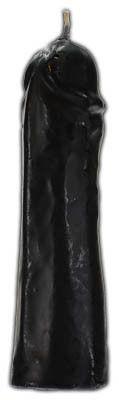 Black Male Genital candle
