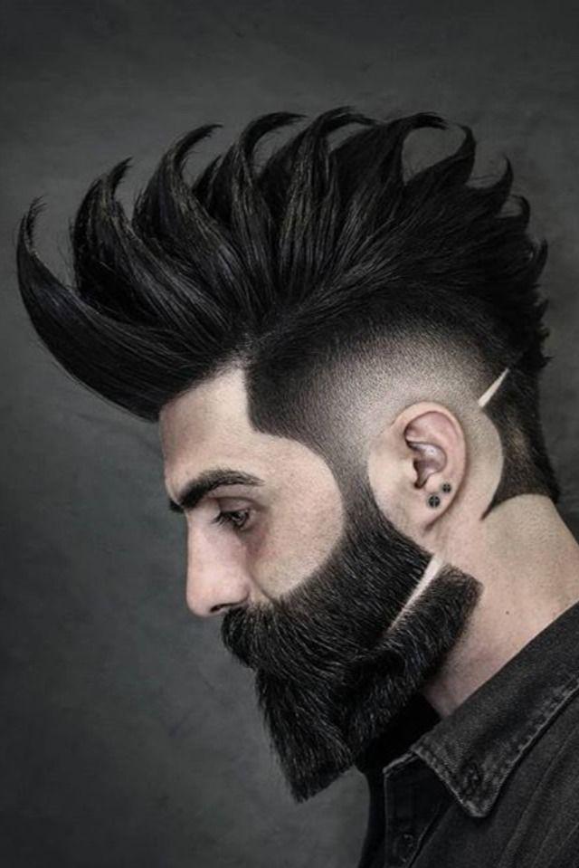 45 Moderne Männer Frisuren Übergang | Haarschnitt ideen ...