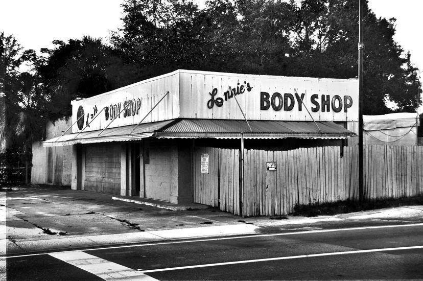 Auto Body Shop Vintage Auto Body Auto Body Repair Repair Shop Car Shop