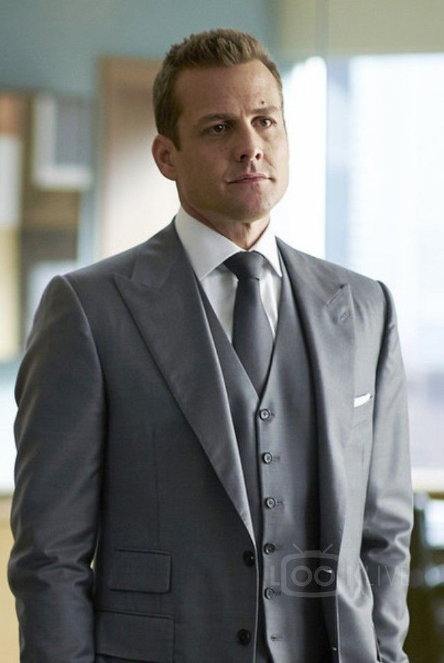 Harvey Specter in Suits S05E09 wearing Tom Ford Suits and Brioni ...