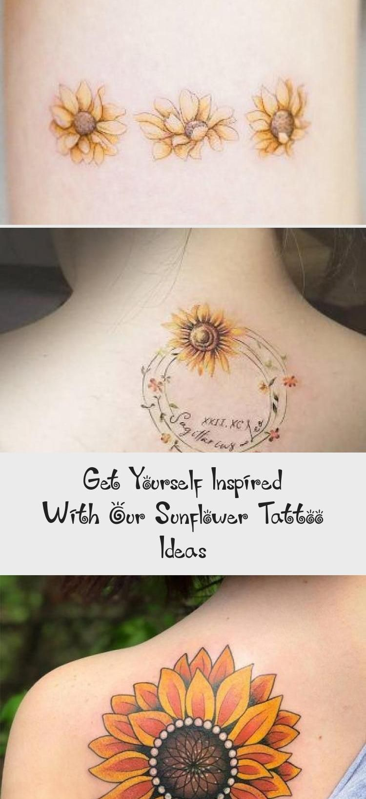 Photo of Get Yourself Inspired With Our Sunflower Tattoo Ideas – Tattoo Ideen