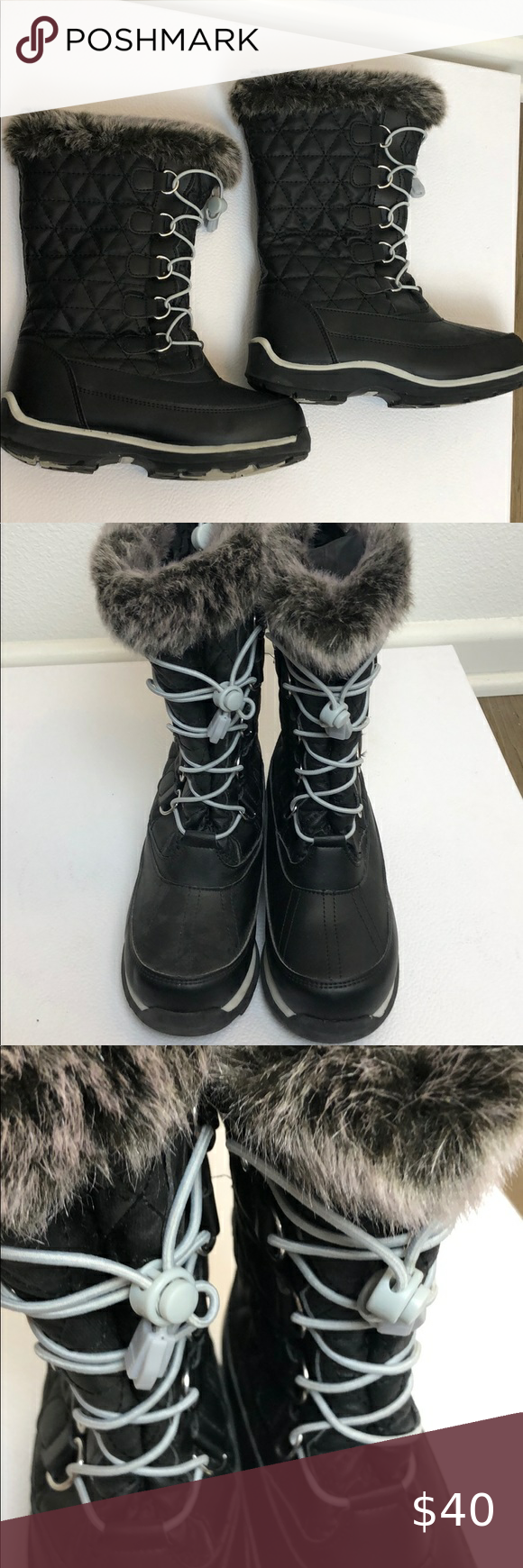 Lands End Girls Snow Boots in 2020