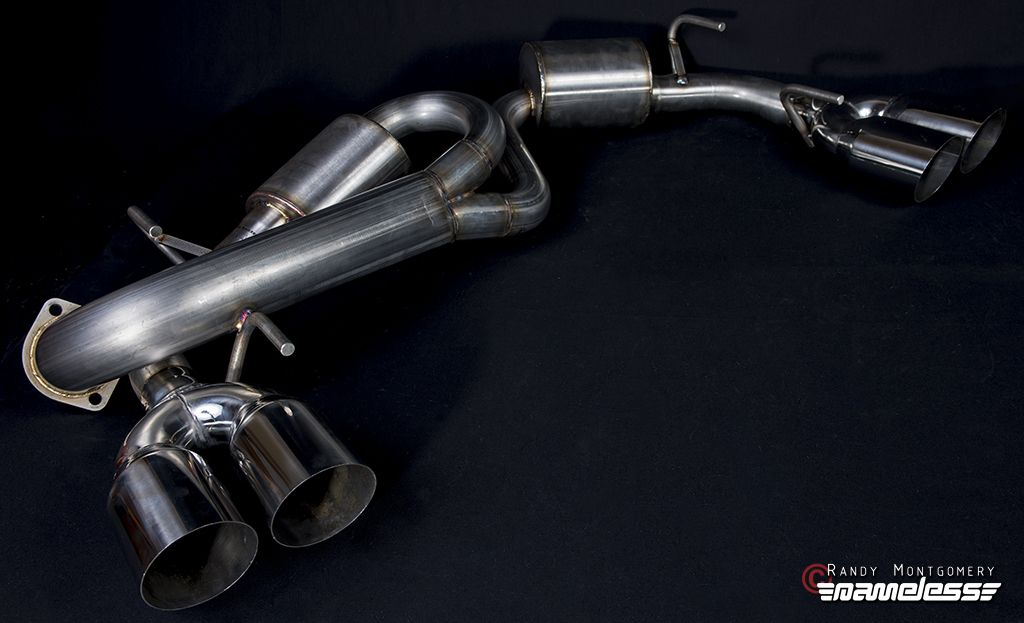 axleback exhaust 11 14 wrx 08 14