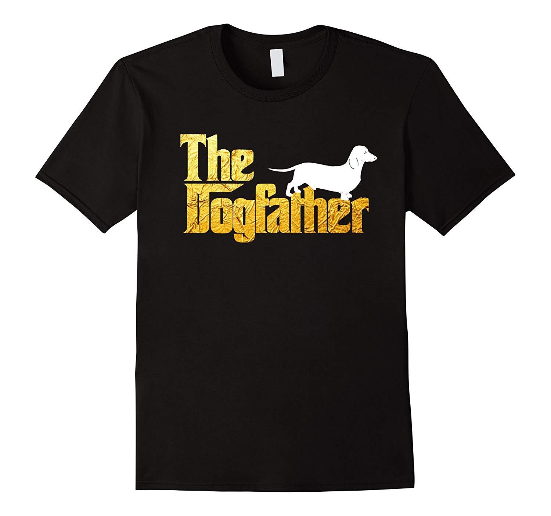 Dachshund Dogfather Shirt Dogfather Dachshund T Shirt Terrier
