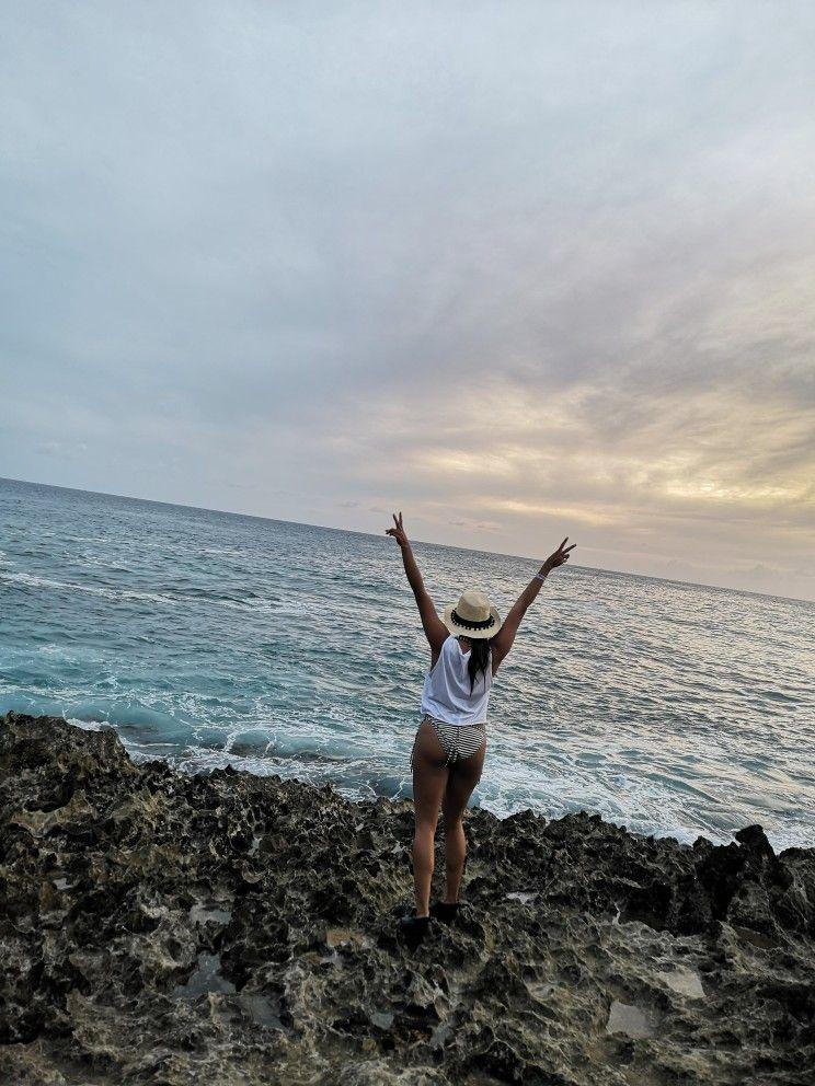 Hoyo Soplador En San Andres Islas Lugares Increibles Islas Piscinas Naturales