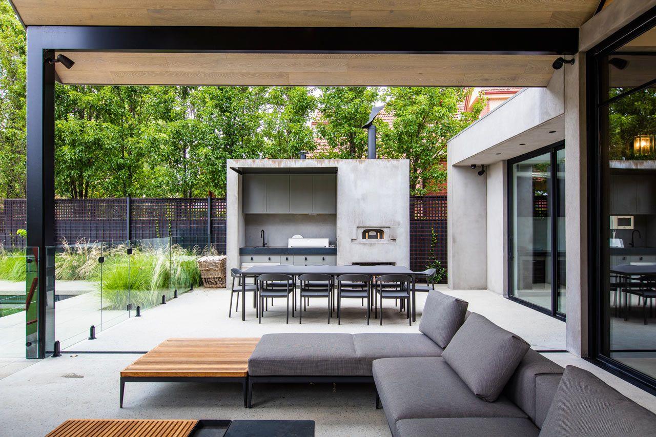 Modern Outdoor Entertaining Es